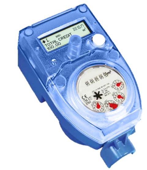 NB-IoT Water Meter – CICICOM